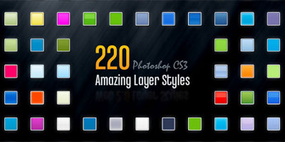 dezinerfolio gradient styles Awesome collection of Layer Styles for Photoshop