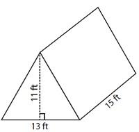 Volume of a Triangular Prism Online Quiz