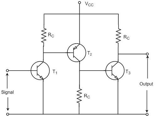 Transistor In Amplifier Circuit