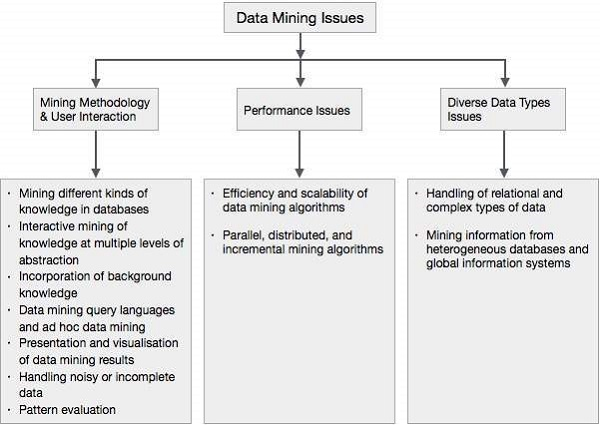 Data Mining Issues
