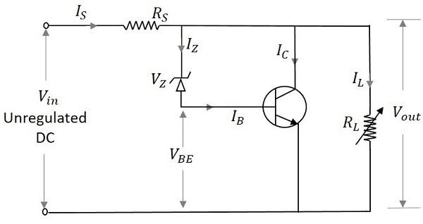 Electronic Circuits Regulators