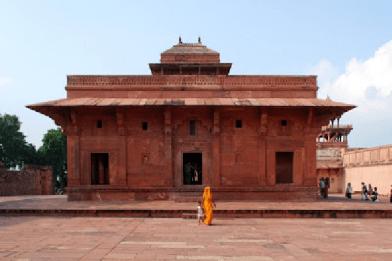 Image result for ibadat khana fatehpur sikri