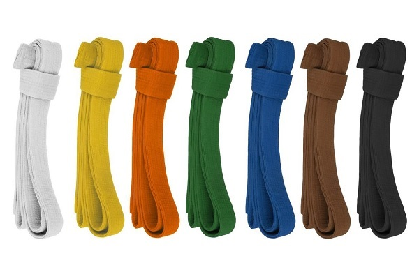 Belt Colours and Meaning