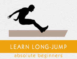 Long Jump Training