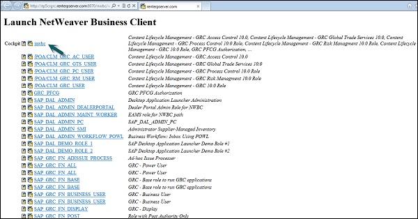 SAP GRC Audit Universe