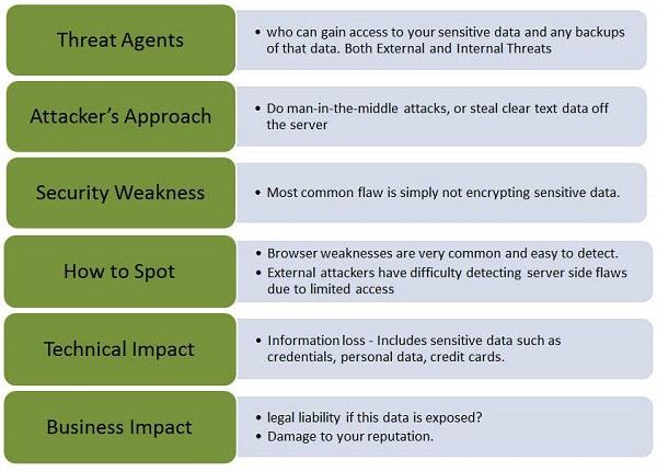 Security Testing Sensitive Data Exposure