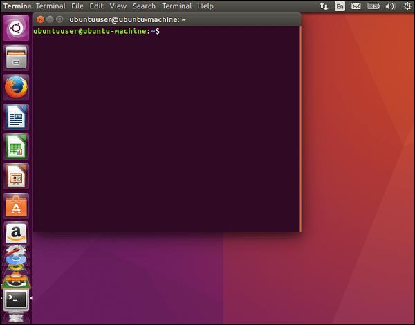 Ubuntu Command Line