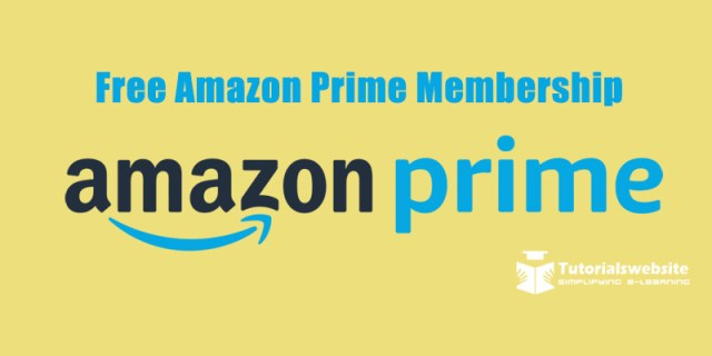 free-amazon-prime-membership