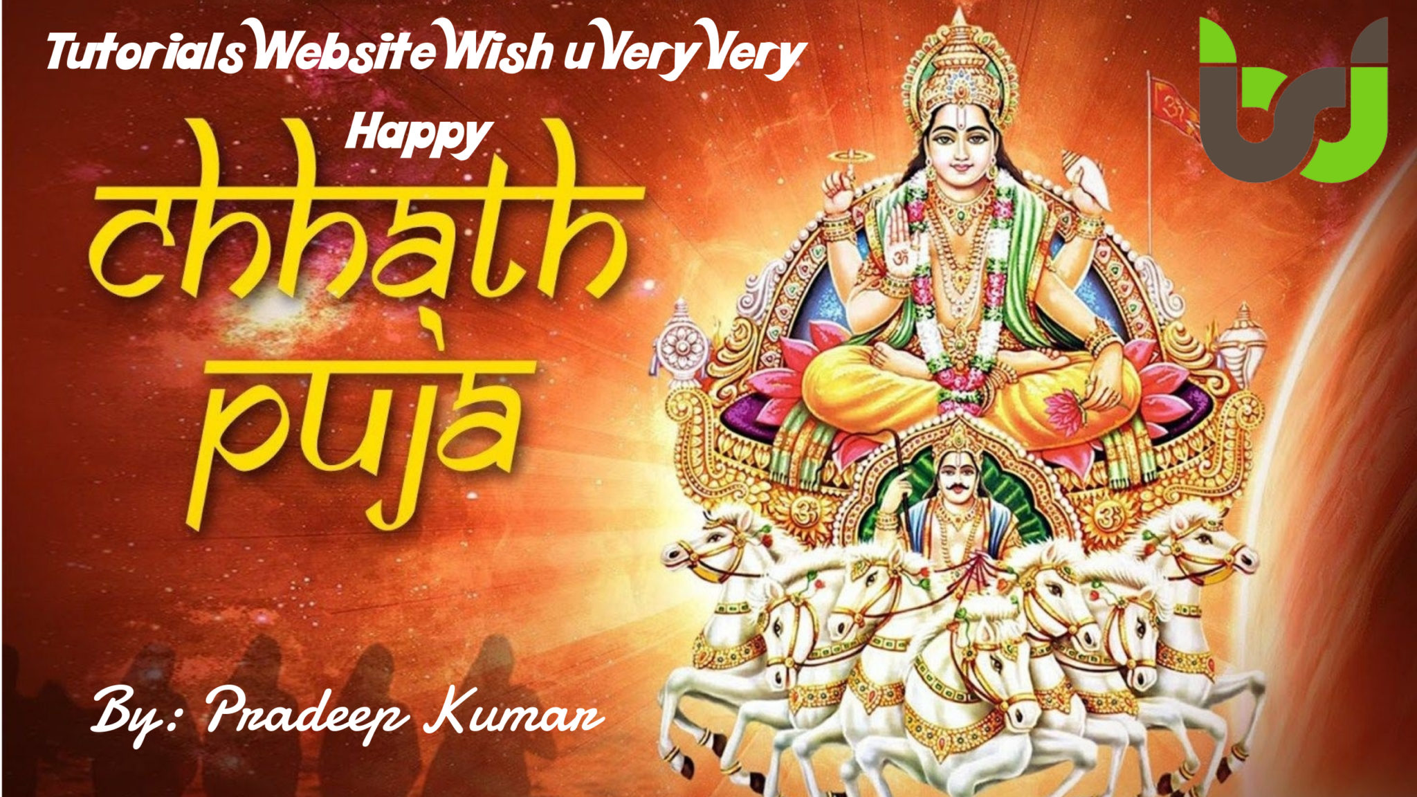 Happy Chhath Pooja 2018