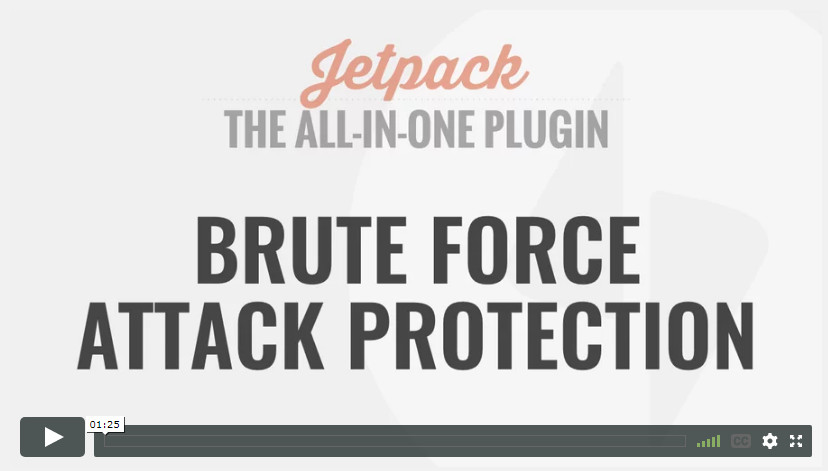 Brute Force Protection