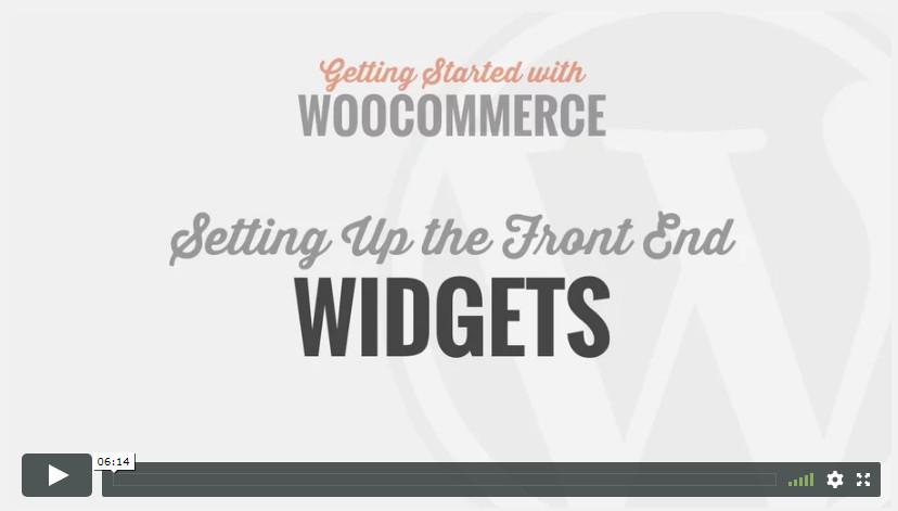 WooCommerce Widgets
