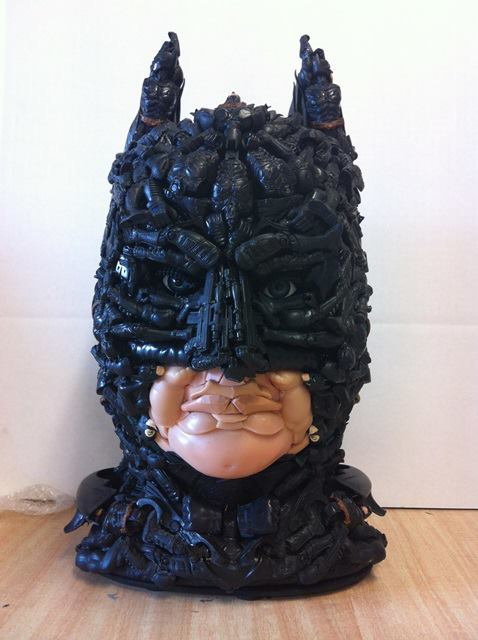 Batman dollface