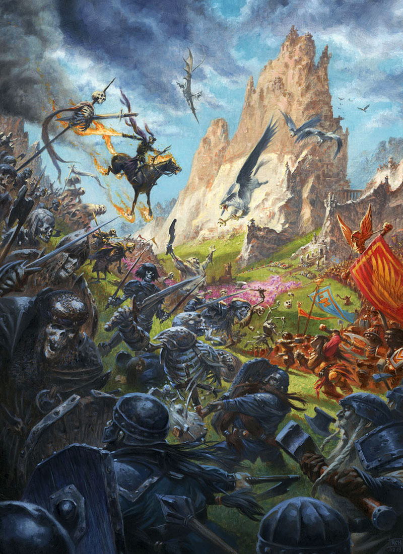 battle_of_the_eyrie_ralphhorsley