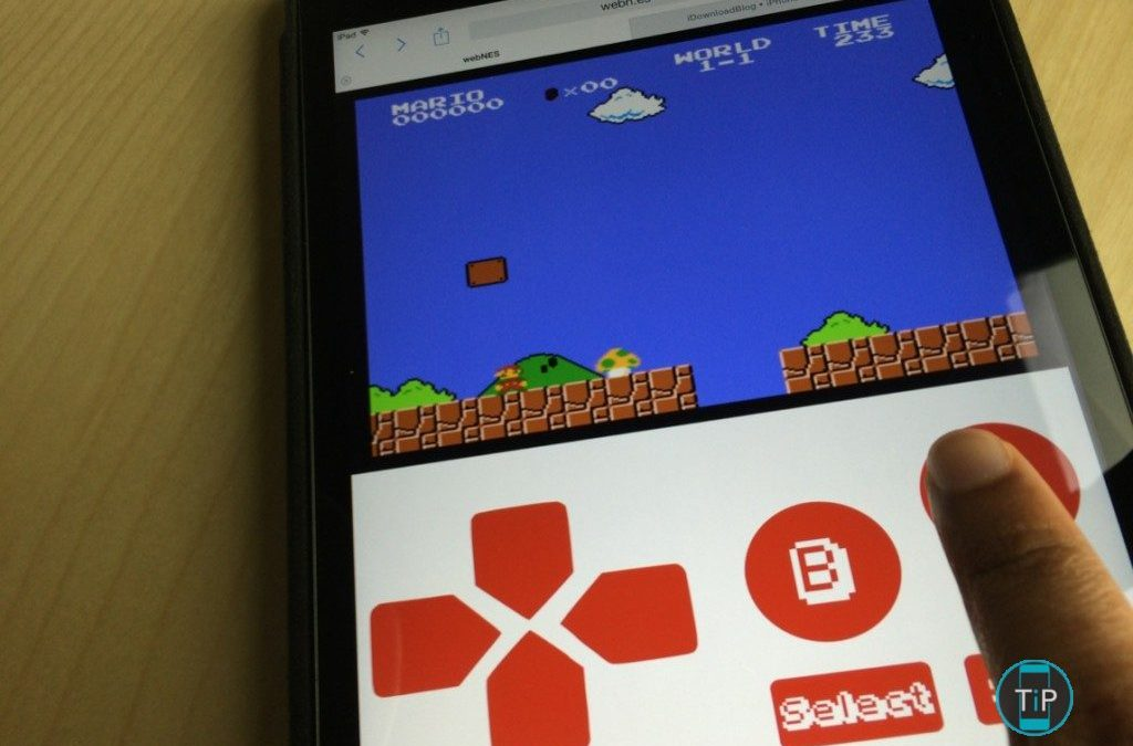 Comment jouer à des jeux Nintendo sur iPhone / iPad sans jailbreak
