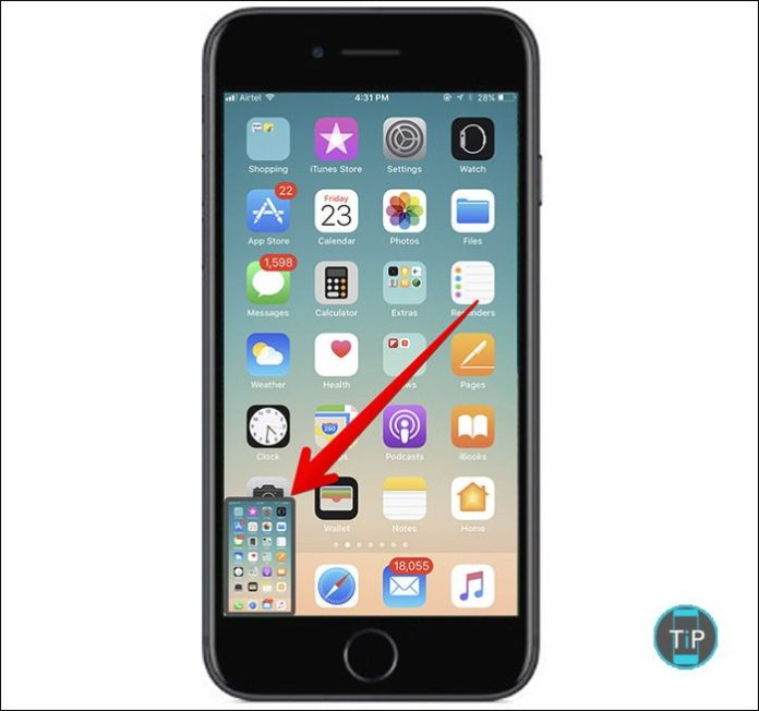 Tap-on-Screenshot-Thumbnail-in-iOS-11-on-iPhone