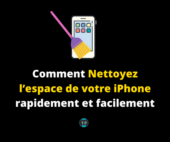 Comment Nettoyez l'espace de votre iPhone rapidement et facilement.
