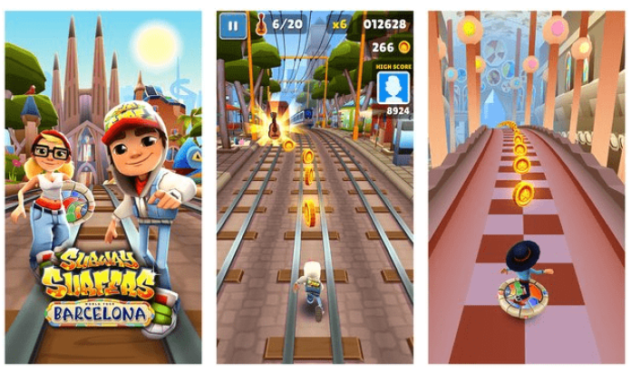 jeux portable android