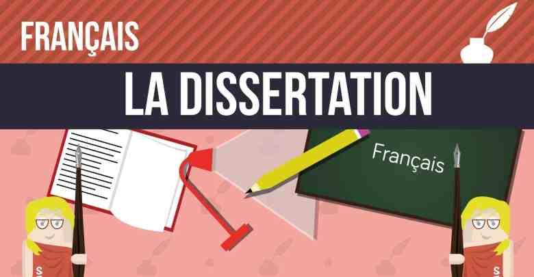 réussir une dissertation en rdc