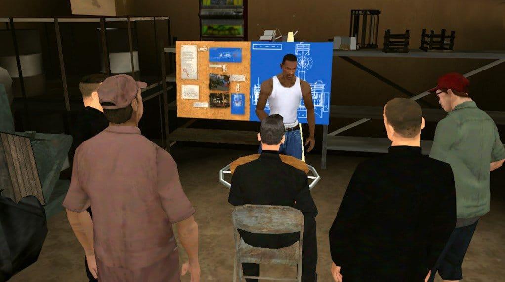 télécharger GTA San Andreas apk obb