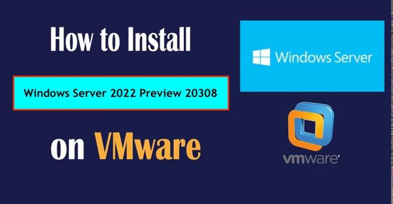 Télécharger Windows Server 2022 iso