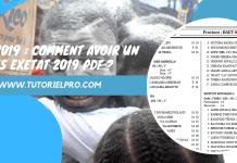 Palmarès exetat 2019 PDF