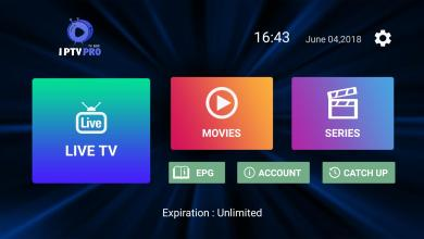 Smart TV application android