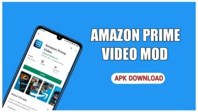 Amazon prime vidéo mod apk