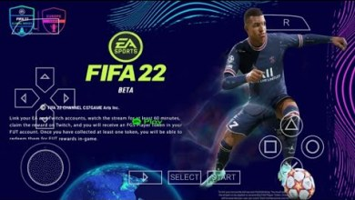 FIFA 2022 PPSSPP ISO