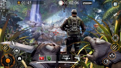 jeux action Android Modern Combat