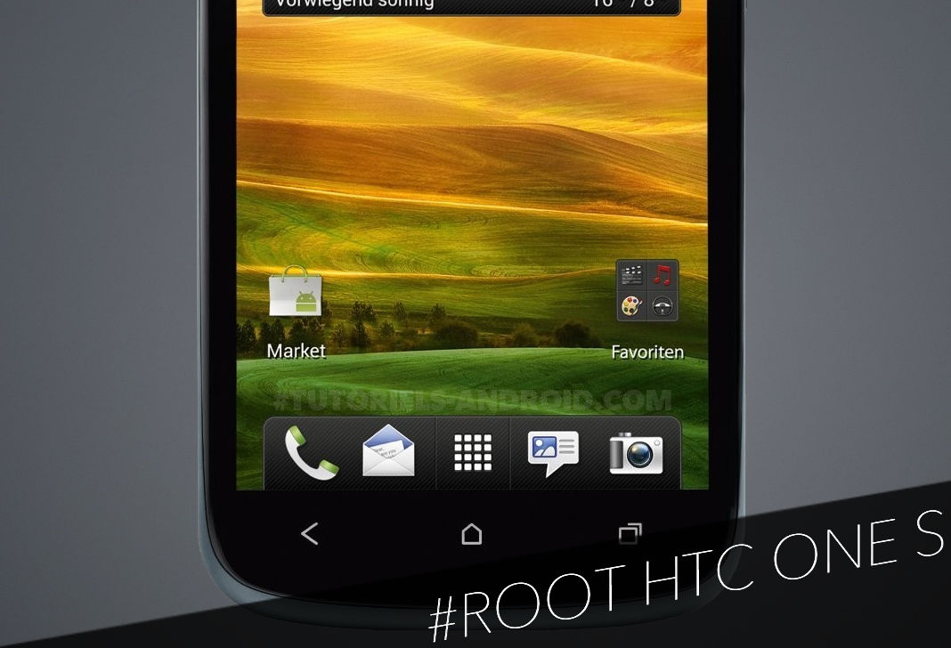 Tuto : rooter votre HTC One S