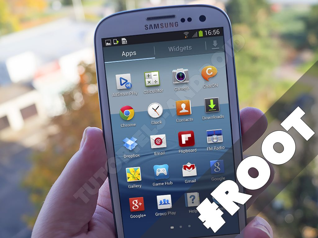 Cf-Auto-Root pour GALAXY S3