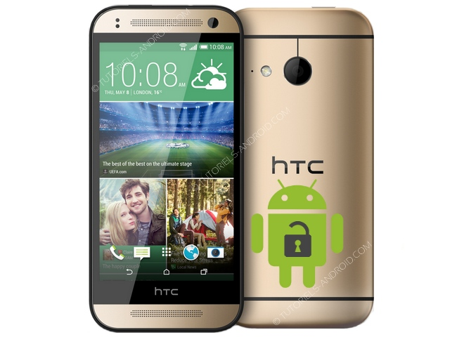 ROOT et TWRP pour HTC One M8