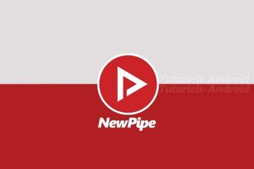 NewPipe App Android (Youtube en arrière plan)