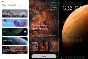 Super Wallpapers Mars Mi 10T Pro