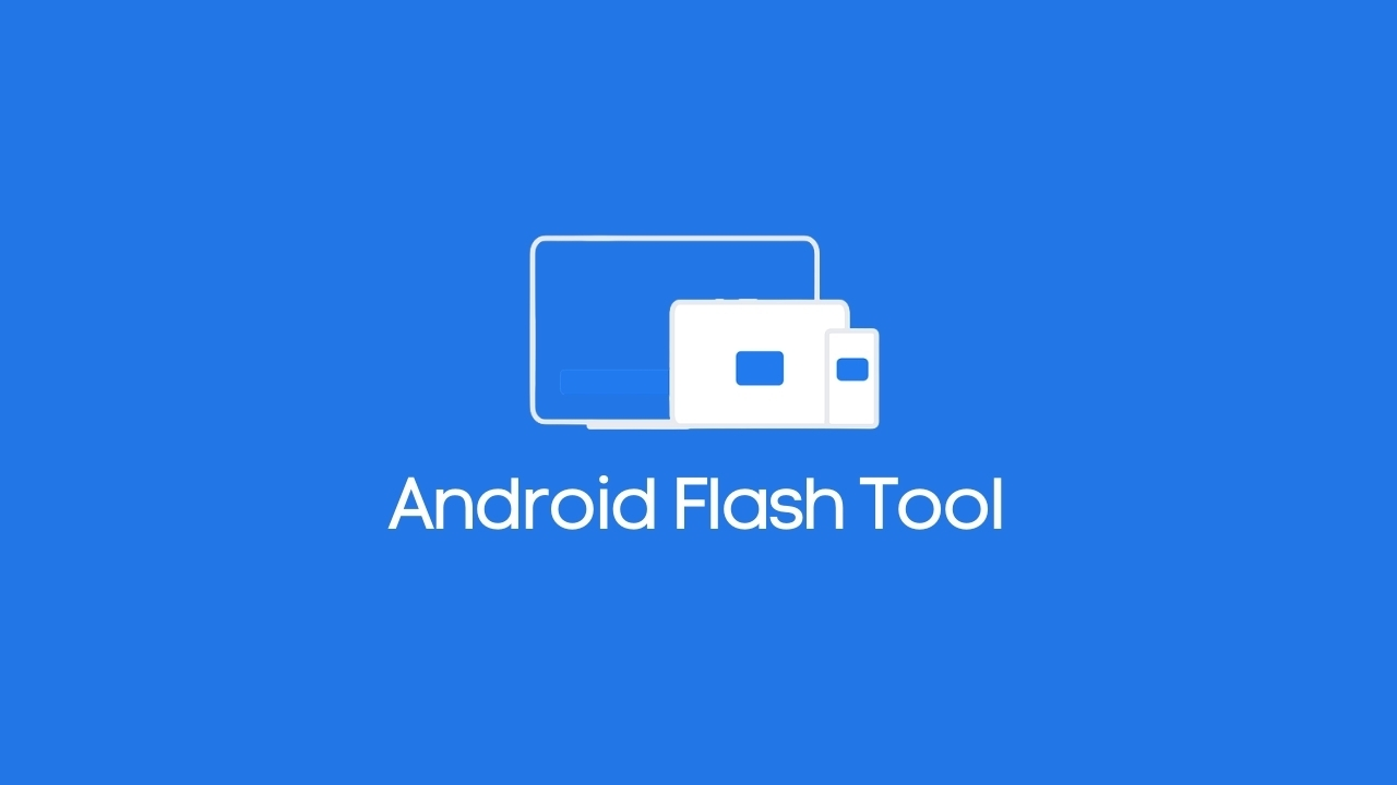 Android Flash Tool par Google