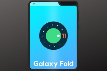 Android 11 disponible pour Galaxy Fold SM-F900F