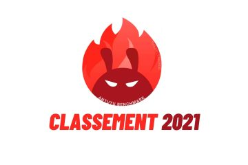 Classement Antutu 2021
