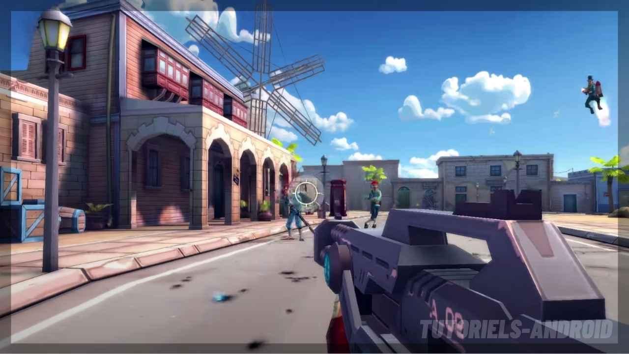 Gameloft - Blitz Brigade Android