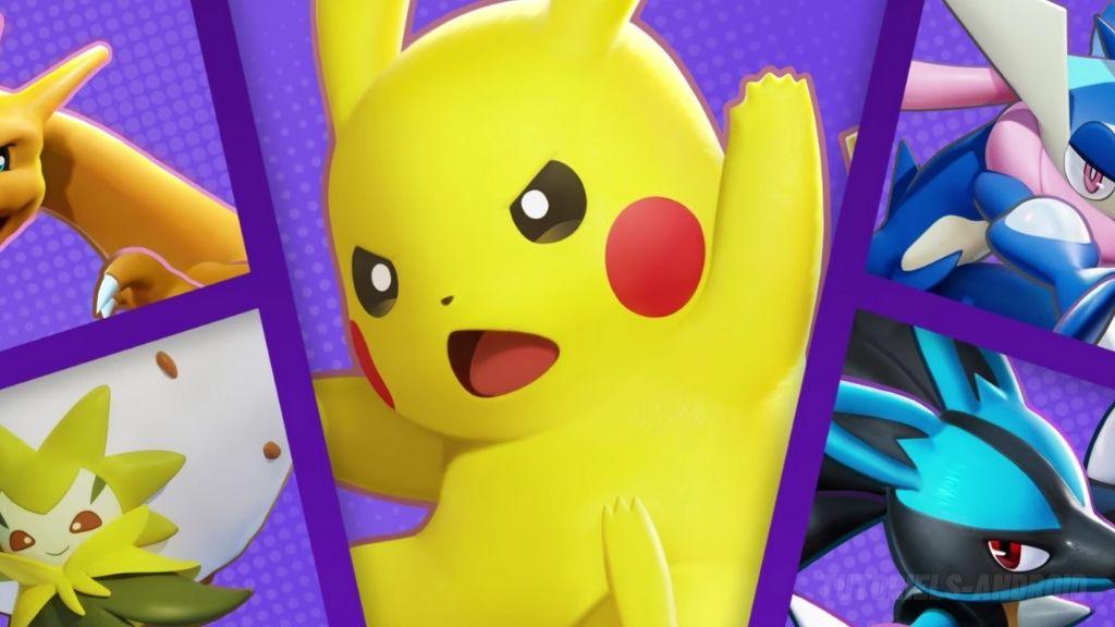 Pokémon UNITE pour Android
