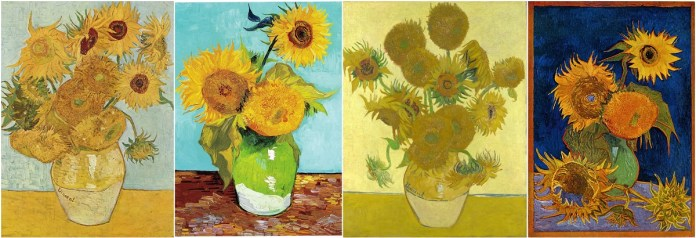 I girasoli Arles Van Gogh
