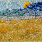 Vincent van Gogh paesaggio