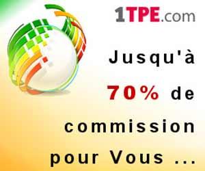 1TPE - La plateforme d'affiliation des produits et services virtuels