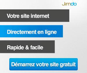 Jimdo : créer un site ou une e-boutique rapidement et facilement