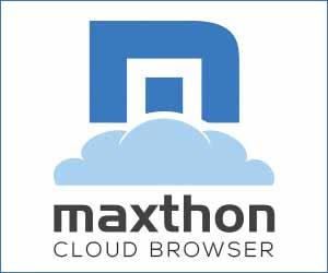 Maxthon Cloud Browser - Le navigateur ultra rapide