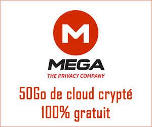 MEGA : le service de cloud qui respecte la vie privée