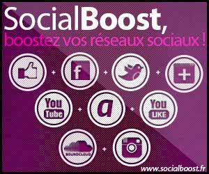Social Boost : comment récupérer des fans et followers gratuits
