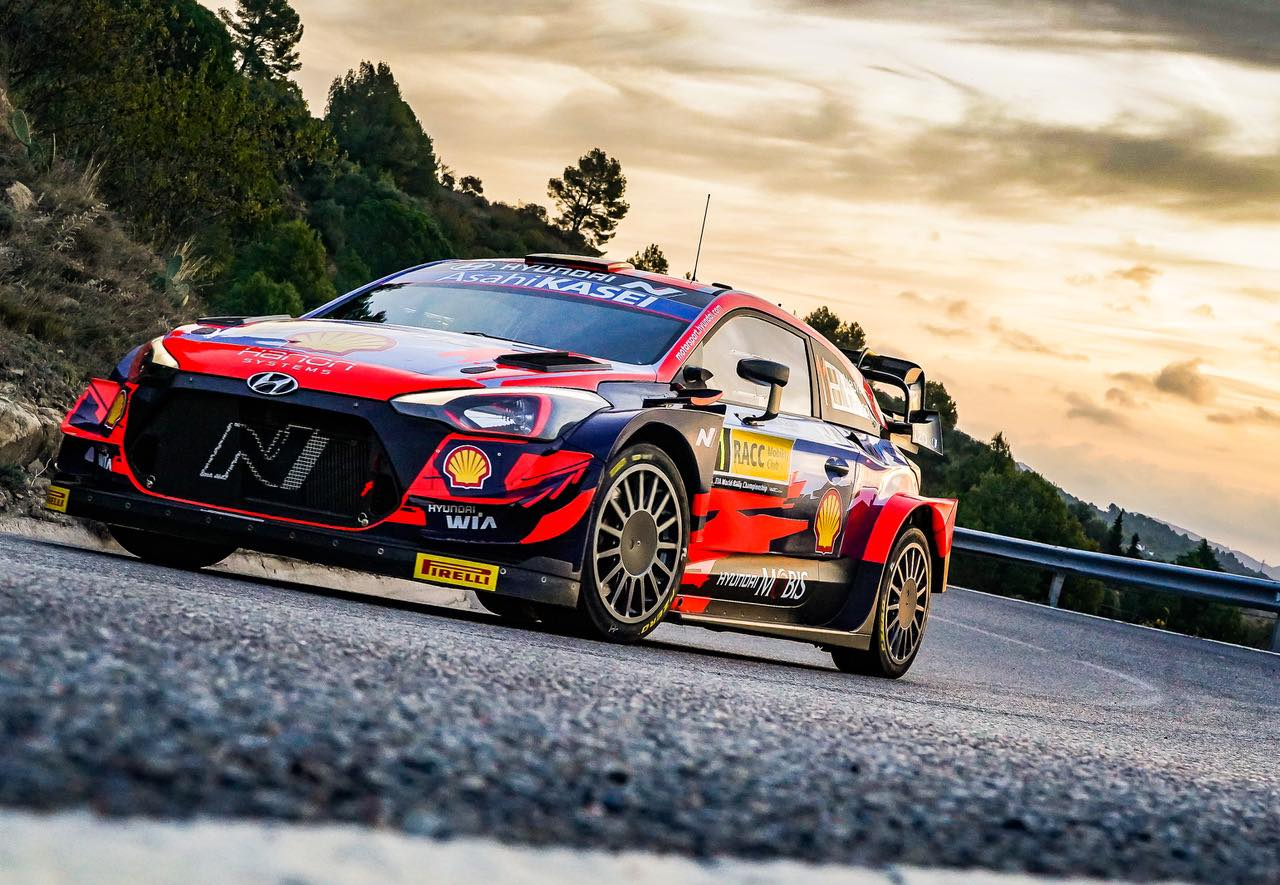 WRC: Thierry Neuville vince il Rally di Catalunya