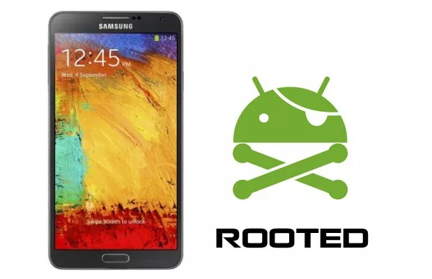 galaxy note 3 root