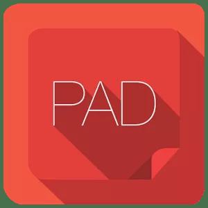 PAD - icons theme