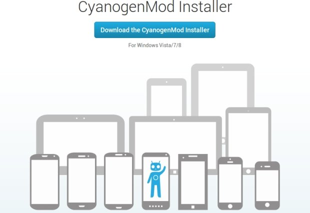 CyanogenMod Installer per PC ed Android disponibile